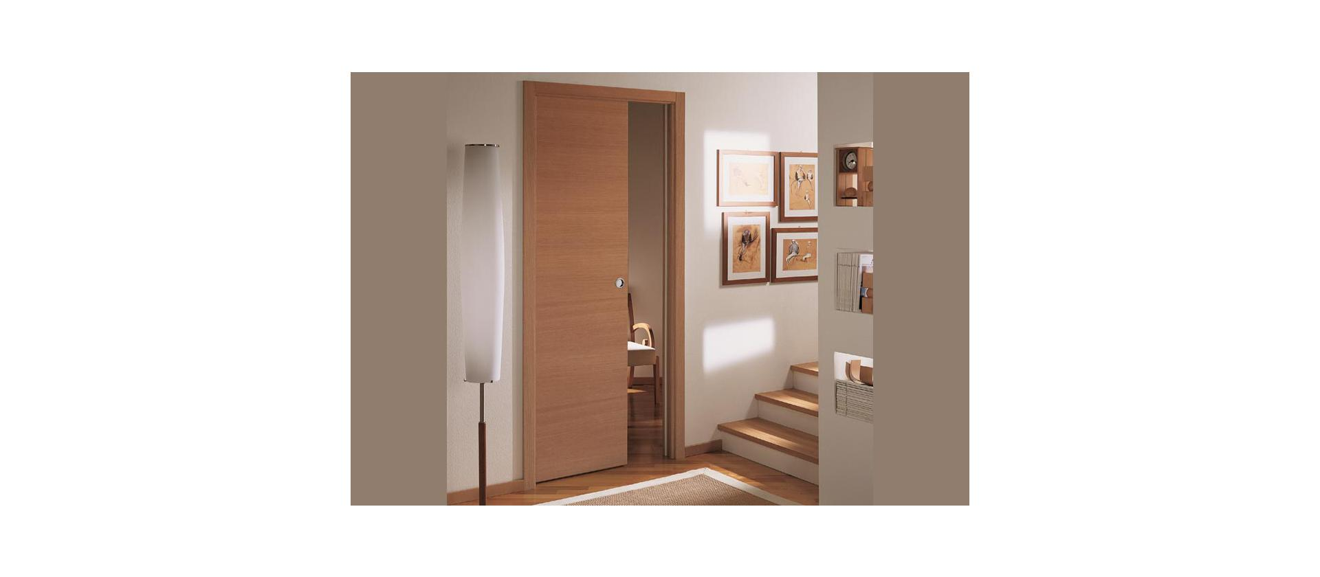 SLIDING WOODEN DOORS COCIF big