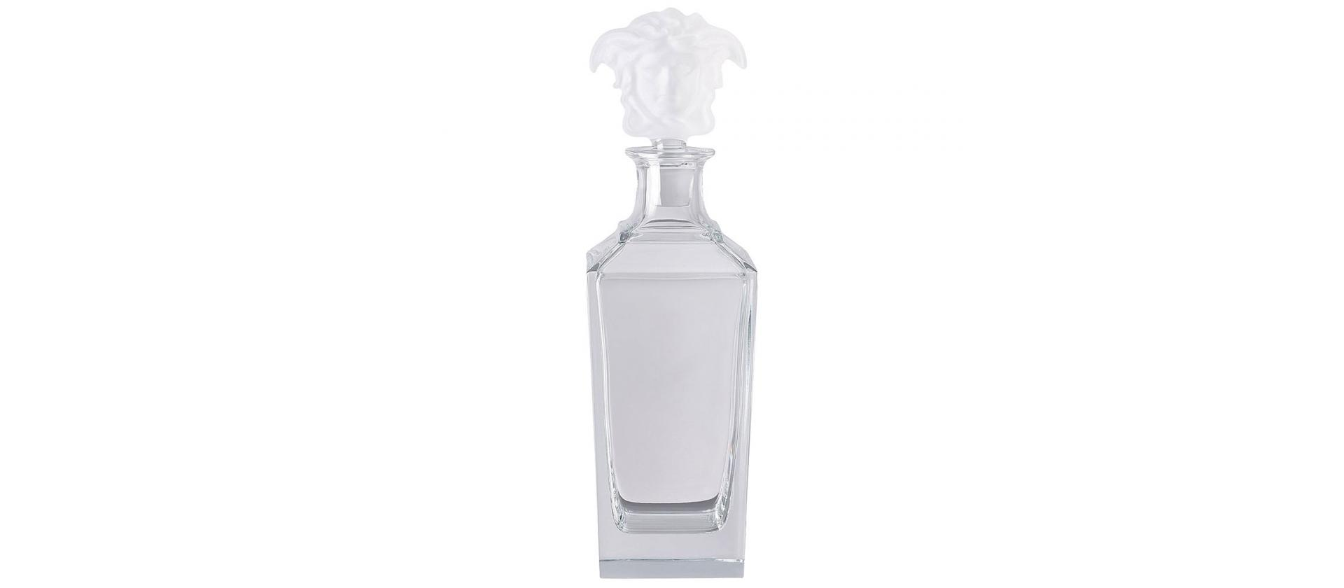 Rosenthal Versace Medusa Lumiere Whiskey Damask big