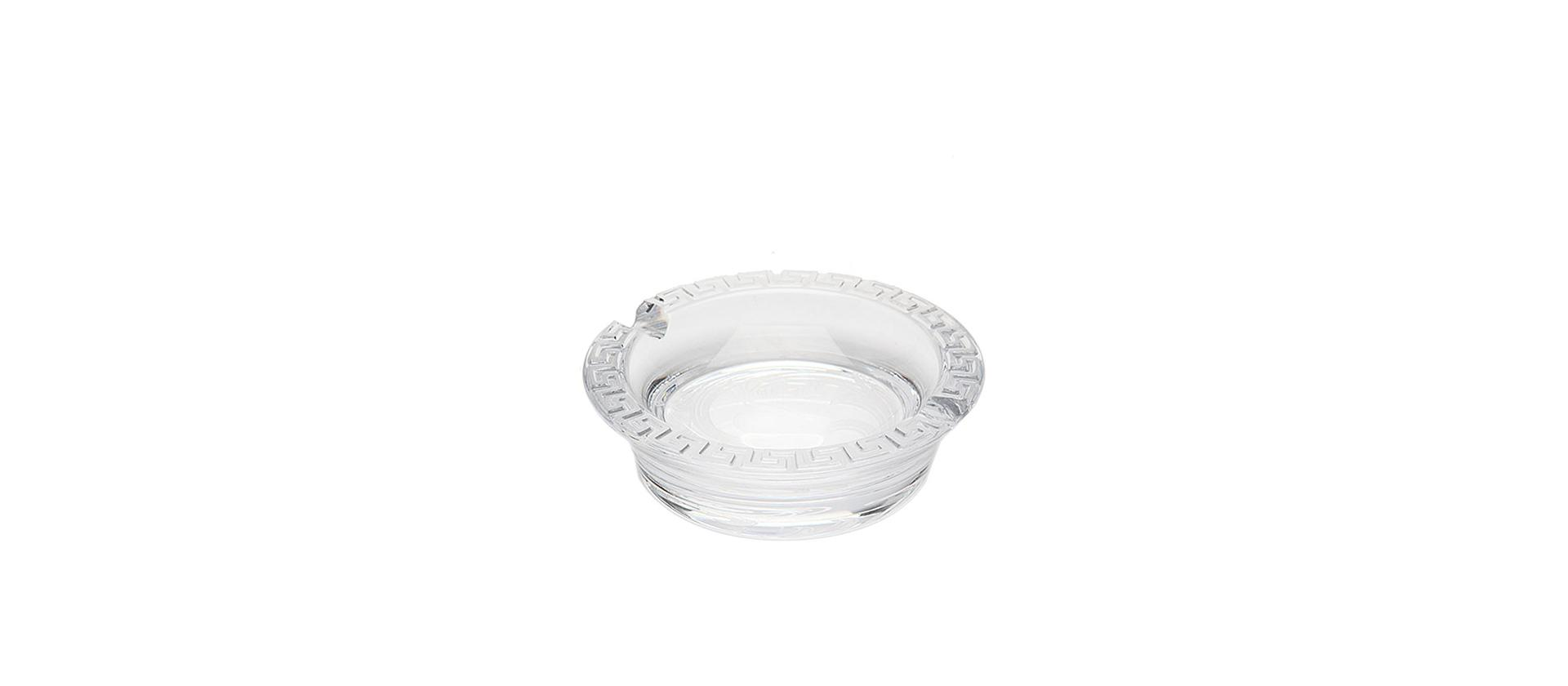 Crystal Ashtray Rosenthal Versace Arabesque big