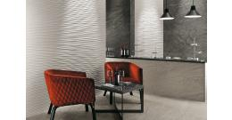 Porcelain tile ATLAS CONCORDE 3D WALL