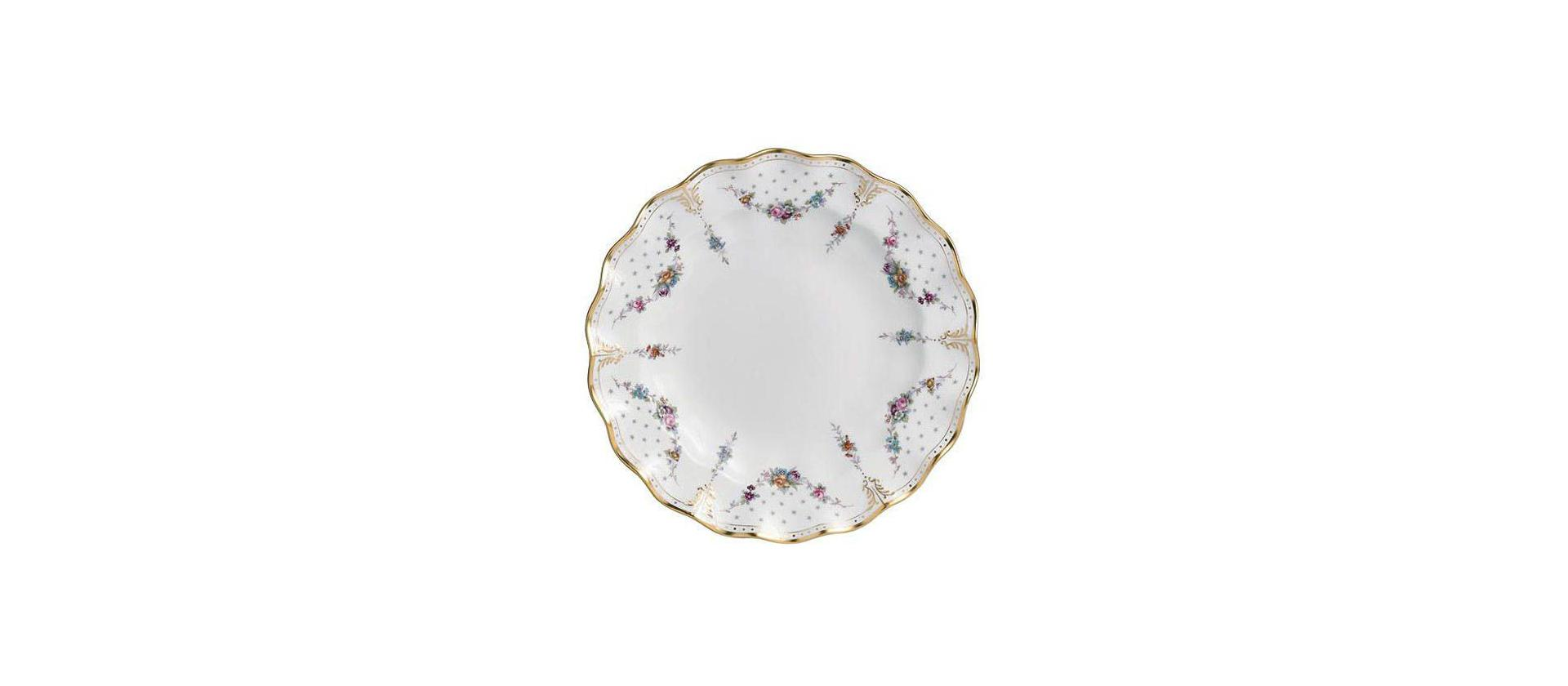 Блюдо Royal Crown Derby Antoinette 34.5 см big