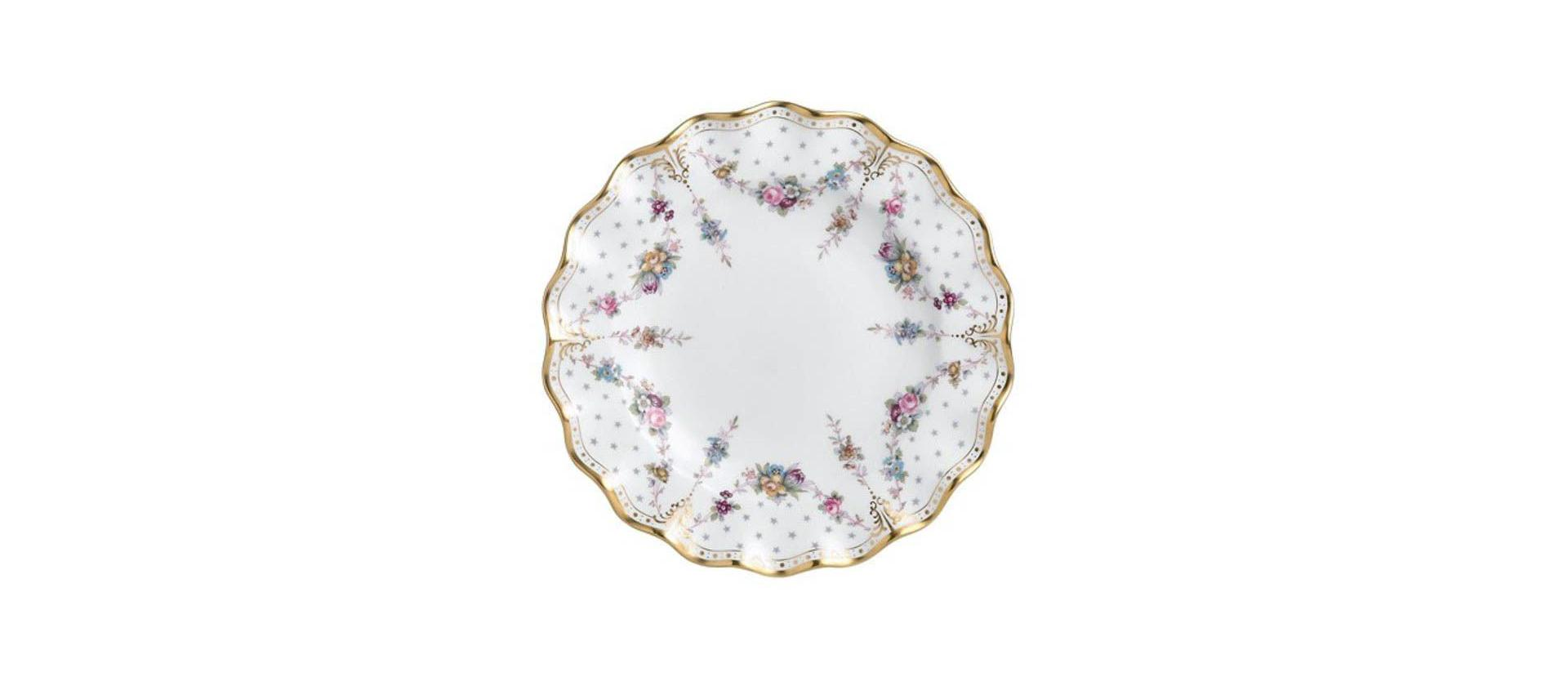 Блюдо Royal Crown Derby Antoinette 26 см big